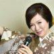 銀座の高級クラブ「クラブ由美」伊藤由美ママの似顔絵写真スタンプver.2 制作&発売中